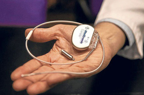 Ultrasmall pacemakers implanted | Osinsa - Observatorio